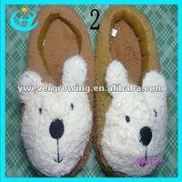 2012 warm winter house shoes /felt winter slippers