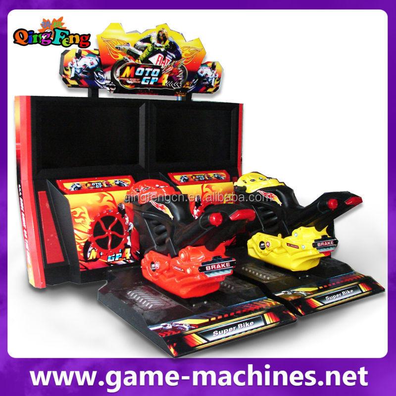 Qingfeng New Product Motorcycle Simulator Motor Car Games