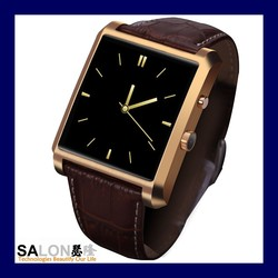 """2015 Smart Watch Phone,Curved Surface Capacitive1.54"""" Touch Screen bluetooth watch with IOS and android watch phone"""