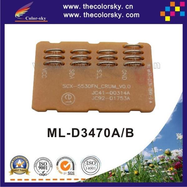 Чип картриджа For samsung ML 3470 3470ND ML-3470 ML-3470ND ML3470 ML3470ND samsung ml/D3470A ml/D3470B ml/D3470 D3470A D3470B D3470 BK 4/10 K freeDHL ML-D3470A ML-D3470B ML-D3470 ML D3470A D3470B  D3470