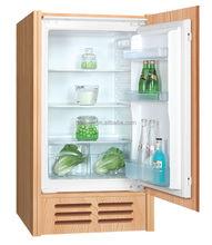 Built in single door refrigerator freezer display fridge mini fridge