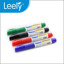high promance free ink refillable white board marker pen