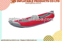 PVC inflatable 1 men fishing canoes for sale EN71 approved