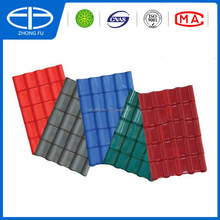 Thatch roof tiles and pvc material synthetic thatch roof
