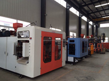 full automatic plastic blow molding machine