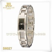 Fashion Style Golden Women Watch Metal Chain Watches Manufacturer & Supplier & Exporter watch box