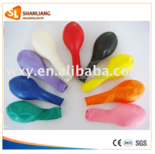 Colorful Plain Color Round Balloon, 10inch 2.2g Good Quality Balloon
