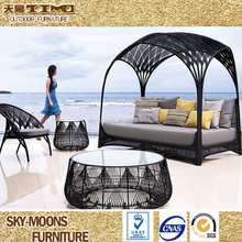Cheap Outdoor Garden furniture, synthetic Rattan furniture, Wicker Outdoor furniture(SF158)