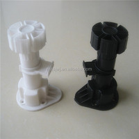 plastic kitchen adjustable cabinet legs,plastic plinth legs