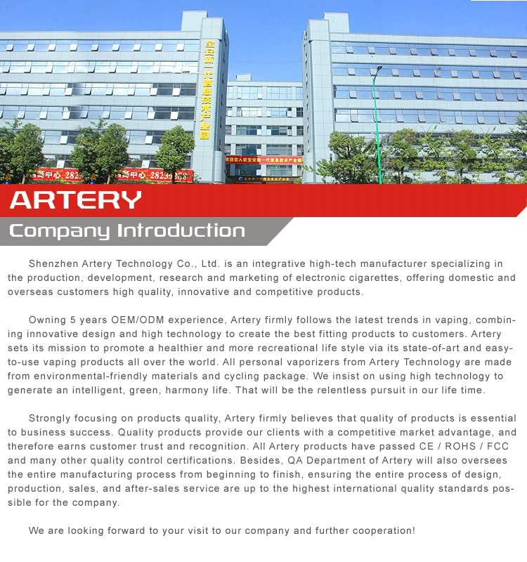 Artery 49er Atomizer