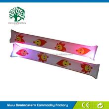 Fiber Optic Glow Stick, Inflatable Glow Cheering Stick, Glow Light Sticks