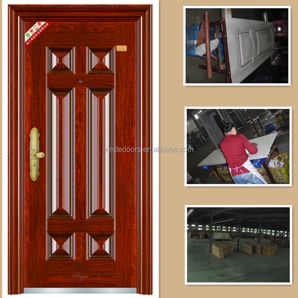 Turkish steel door design cheap security door prices buy for Security doors prices