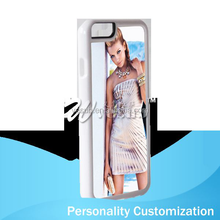 2D Sublimation Blank Phone Case For Iphone 6 Newest for iphone 6 case for iphone 6 bumper case