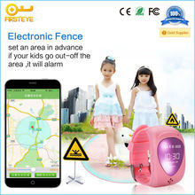 cheap bluetooth gps tracker kids smart watch Child for calling mom and dad