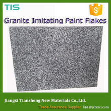 New Exterior Granite Stone Paint Flakes
