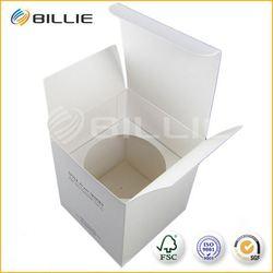 Custom light bulb box packaging design