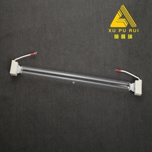 CE Certification 1kw 187mm quartz tube ultraviolet light for sale