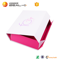 Small Quantity Accept Free Risk Apparel Display Folding Box Gift Box Clothes