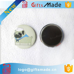 new type big round magnet button making machine/name badge magnet