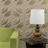 easy clean washable wall 3d panels for kitchen and bathroom
