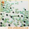 wholesale custom Flatback t-shirt rhinestone Factory Price