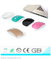 Cool and fashion 2.4g wireless optical mouse driver