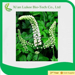 Triterpenoid saponis 2.5%, 5%, 8%, Black Cohosh extract with free samples