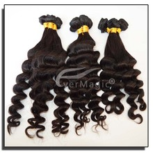 most popular fast delivery grade 6A 100% peruvian human hair posh curl fumi curl hair extension