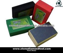 Electroplate Diamond Hand Pads/Hand Polishing Sheets