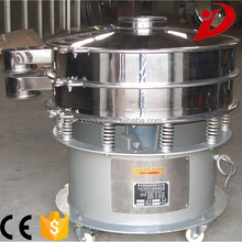 Soybean vibrating sieve and Success case of our client