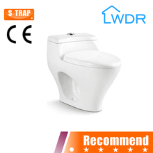 Siphonic one piece toilet 300mm Strap sanitary ware