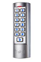Keypad Waterproof-IP68 Metal Shell Waterproof Wiegand Standalone Keypad single Access controll