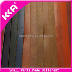 Deep embossed pattern wholesale color synthetic leather for shoes for bags