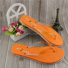 hot new fashion design women high elastic eva flip flops slippers and sandals