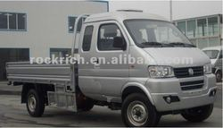 Dongfeng Double fuel Mini Van (one and half cab)