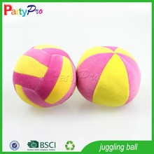 Partypro 2015 China Newest Wholesale Best Selling Products Contact Juggling Balls