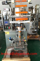 High Efficiency Automatic medical and chemical liquid/paste packing machine