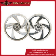 Motorcycle wheel, 12 inch motorcycle aluminum alloy wheel rim, scooter wheel for KM001