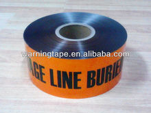 underground detectable warning tape