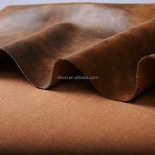 100% pu sofa leather