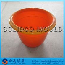 Cubo de pintura plástica pintura del molde cubo de agua del molde molde de cubo