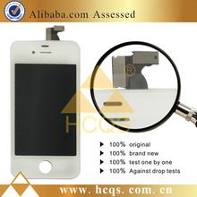 mobil phone accessori back front camera for iphone 4 lcd, For iphone 4 front camera with lcd assembly