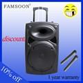 Módulo amplificador alto-falante ativo