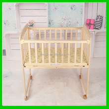 Excellent quality antique wood carving baby bedroom furniture