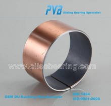 DU Sleeve Bushing,PCM081006E DU Bushes,PAP P10 Bearing Bush OEM Manufacturer