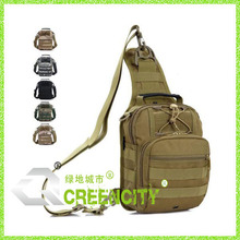 Mens Backpack Tactical Molle Sling Bag Gear Military Hiking Chest Pack NEW HOT