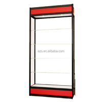 Wholesale products china flat packing classic design mdf material jewelry display showcase in jewelry store