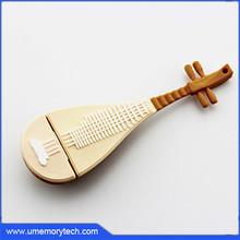Music instruments shaped large quantity factory usb flash drive wholesale cheap price usb