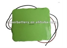 Alibaba recommend LifePo4 5S8P rechargeable high drain 16v 12Ah battery packs