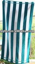 European market 100% cotton terry velour printing beach towel